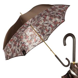 Зонт-трость Pasotti Morrone Paisley Classic фото-1