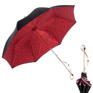 Зонт-трость Pasotti Nero Bubbles Clef фото-1