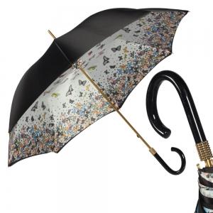 Зонт-трость Pasotti Nero Julia Plastica Picco фото-1