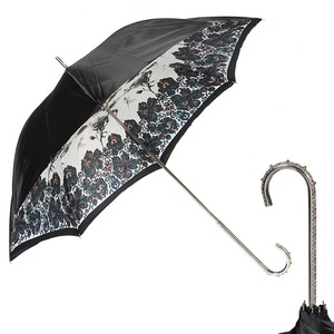 Зонт-трость Pasotti Nero Shawl Point Nickel фото-1