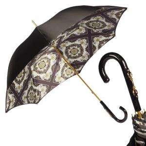 Зонт-трость Pasotti Nero Verc Vernis фото-1