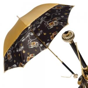Зонт-трость Pasotti Ohra Taro Glob фото-1
