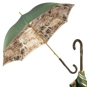 Зонт-трость Pasotti Oliva Leo Rosa Original фото-1