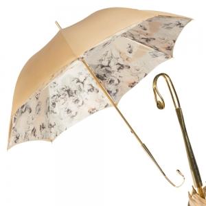 Зонт-трость Pasotti Pasotti Sand Tocco Duo Oro фото-1