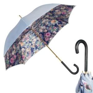 Зонт-трость Pasotti Sky Campo Blu Classic фото-1
