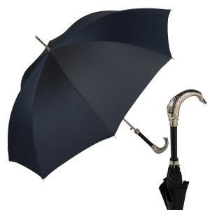 Зонт-трость Pasotti StripesS Dark Blu Pesce фото-1