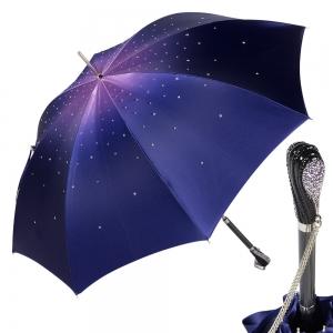 Зонт-трость Pasotti Swarovski Viola  фото-1