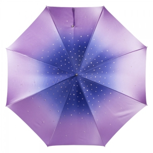 Зонт-трость Pasotti Swarovski Viola  фото-6
