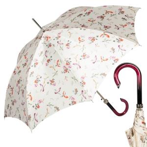 Зонт-трость Pasotti Uno Birds фото-1