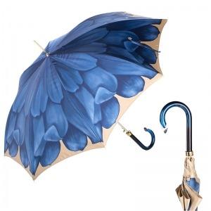 Зонт-трость Pasotti Uno Georgin Blu фото-1