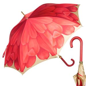 Зонт трость Pasotti Uno Georgin Koral Classic фото-1