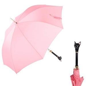 Зонт-трость Pasotti Uno Magenta Cat фото-1