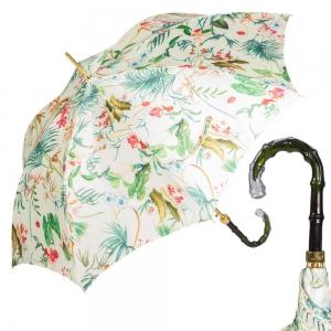 Зонт-трость Pasotti Uno Ninfea Boo фото-1