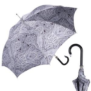Зонт-трость Pasotti Uno Slavo Grigio фото-1