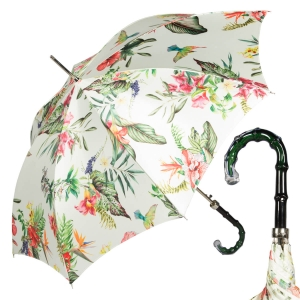 Зонт-трость Pasotti Uno Tropic Boo фото-1