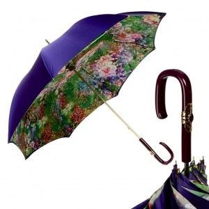 Зонт-Трость Pasotti Viola Tropical Plastica Fiore фото-1