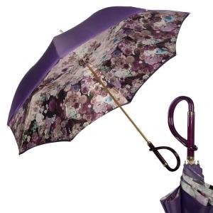 Зонт трость Pasotti Violatto Posy Plastica фото-1