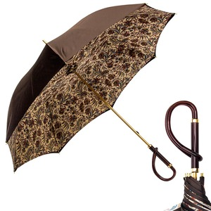 Зонт-трость Pasotti Marrone Fern Pastica фото-1