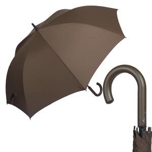 Зонт-трость M&P C1772-LA Classic Brown фото-1