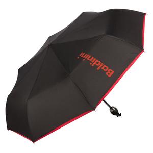 Зонт складной Baldinini 30015-OC Line red фото-2