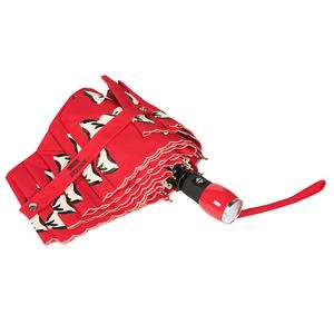Зонт складной Moschino 7060-OCC Candies Red  фото-2