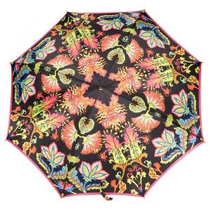 Зонт-Трость Baldinini 17-LA Caleidoscopio Nero фото-2