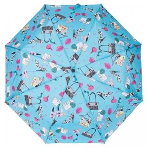 Зонт складной Baldinini 36-OC Acsesori Blu фото-3
