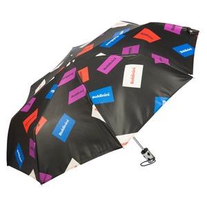 Зонт складной Baldinini 38-OC Plate Black  фото-2