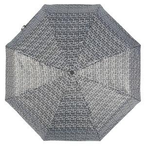 Зонт складной Baldinini 39-OC Logo Black фото-4