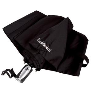 Черный зонт складной Baldinini 5691-OC Major Black фото-3