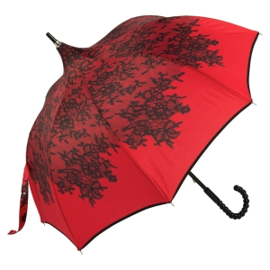 Зонт-трость CT 510-LA Pagode La Primiere Red фото-3