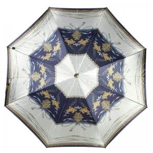 Зонт-трость Emme M329D-LA LaHermes Atlas Bianco фото-2