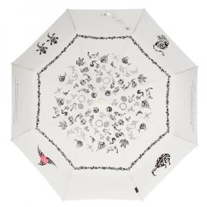 Зонт складной Emme M388-OC Tatoo Beige фото-2