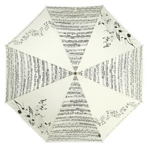 Зонт-трость Emme M389A-LA Linea Music Beige фото-2