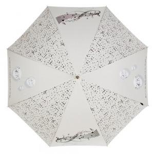 Зонт-трость Emme M389B-LA Boll Music Beige фото-2