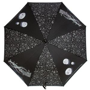 Зонт-трость Emme M389B-LA Boll Music Nero фото-2