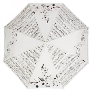 Зонт складной Emme M390A-OC Linea Music Beige фото-2