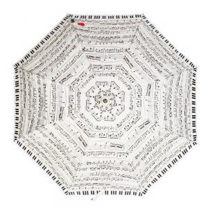 Зонт-трость Emme M391-LA Love Piano Beige фото-2