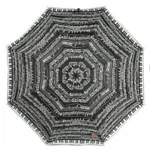 Зонт-трость Emme M391-LA Love Piano Nero фото-2