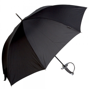 Зонт-трость Emme M401-LA Eppe Black фото-3