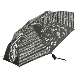 Зонт складной EMME M444T-OC Trecce Black фото-2
