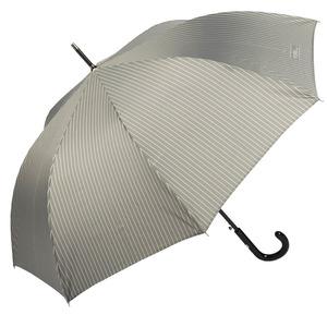 Зонт-трость Ferre 6029-LA Stampato Grey  фото-3