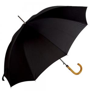 Зонт-трость Ferre 3043M-LA Manila Black фото-2