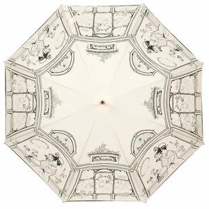 Зонт-трость Guy De Jean Boutique Crema long фото-2