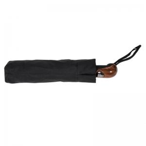 Зонт складной Guy De Jean 4600-OC Demi Noir фото-4