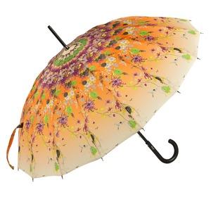 Зонт-трость JPG 1128-LM Kimono Orange фото-3