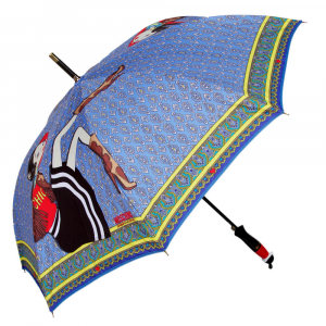 Зонт-трость 249-63oliviap Olivia In Umbrella long Blue фото-1