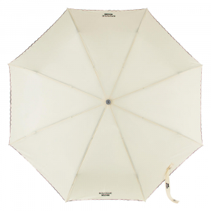 Зонт складной M 7000-OCI Embroidery Cream фото-5