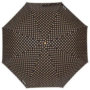 Зонт складной Moschino 8060-OCA Toy All Over Black фото-2