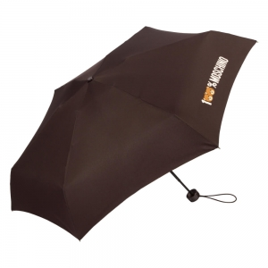 Зонт складной Moschino 8071-SuperminiQ 100% Moschino Purple фото-2
